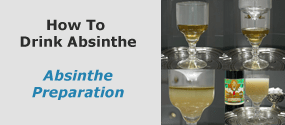 How To Mix Absinthe